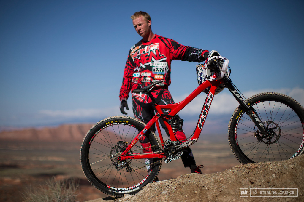 Logan Bingelli 2013 RedBull Rampage in Virgin Utah